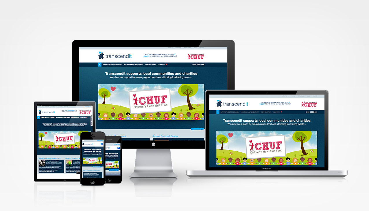 About Responsive Web Design Newcastle Upon Tyne
